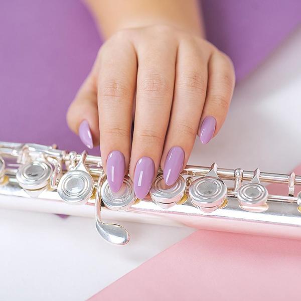 Опиловка нарощенных ногтей CNI