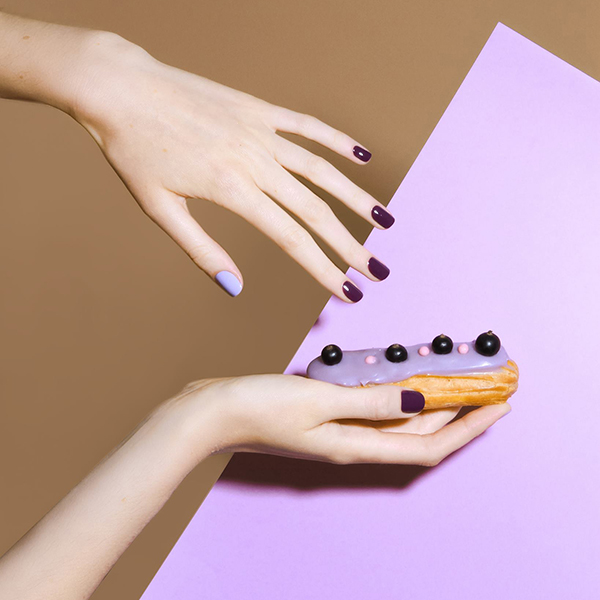 Покрытие лаком (Cristina Fitzgerald)