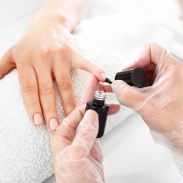 Укрепление ногтевой пластины (натуральной) системой IBX