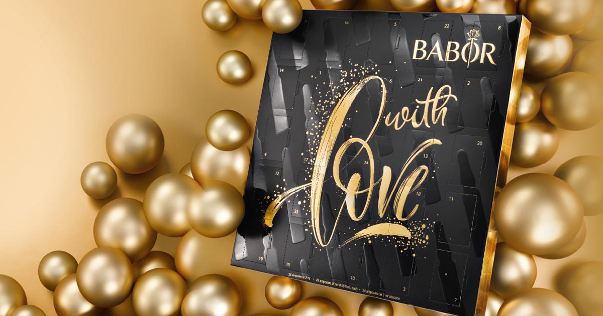 Рождественский календарь BABOR 2020/2021