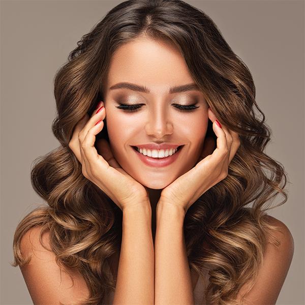 Перманентный макияж бровей (пудровый)