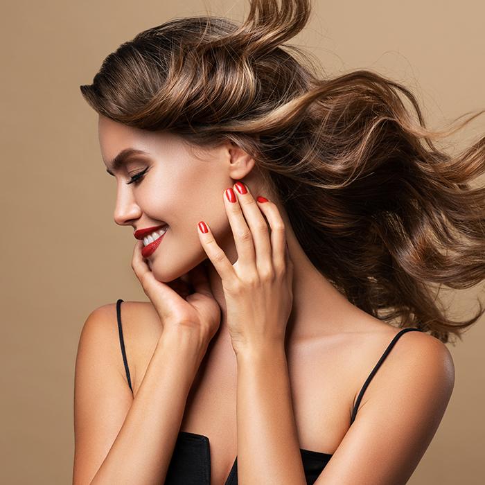 Перманентный макияж бровей (растушевка)